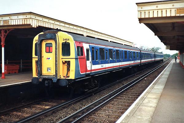 3464 Southwick 18/5/1991