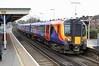450030 Cosham 7/3/2014<br /> 2E32 1138 Portsmouth and Southsea-Southampton Central