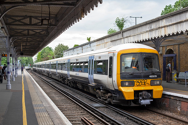 465015 Blackheath 24/5/2019 2M52 1653 London Charing Cross-Dartford