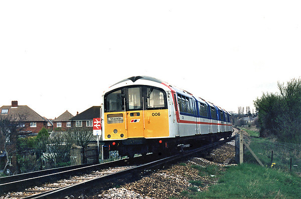 006 Lake 5/4/1995 1432 Shanklin-Ryde Pier Head