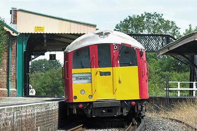 007 Brading 25/7/2011 2U30 1218 Shanklin-Ryde Pier Head