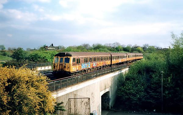 65449, 77170, 65453 and 77174, Bury 8/5/1991