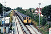 507027 and 507007, Ainsdale 6/8/1994<br /> 1619 Southport-Hunts Cross