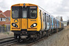 507008 and 508114, Meols 7/4/2008<br /> 5W24 1109 Kirkdale TMD-West Kirby