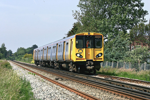 507008 Altcar 11/6/2005 2U35 1428 Southport-Hunts Cross