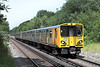 508136 and 508123, Bromborough 16/7/2013<br /> 2C26 1231 Chester-Chester <br /> (via James Street)