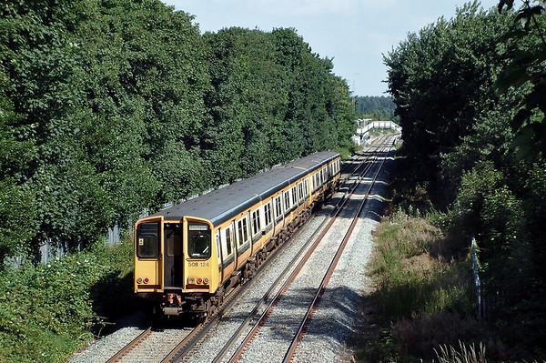 508124 and 507019, Freshfield 3/8/2003