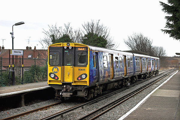 508111 Wallasey Village 9/1/2012 2N28 1308 New Brighton-New Brighton  (via Liverpool Central)
