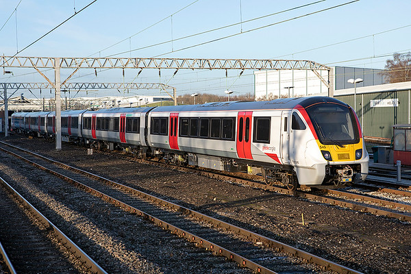 720545 Crewe 10/12/2020