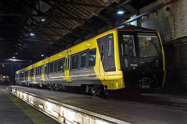 777004 Crewe 2/1/2021