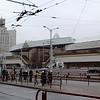 Minsk-Passazhirsky Station, Front View