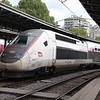 SNCF TGV Euroduplex high speed EMU No. 4707 / 310014 arriving Paris Est