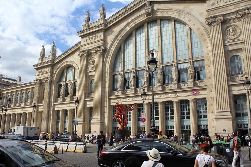 SNCF Paris Gare du Nord