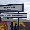 Translink/Northern Ireland Railways Sydenham Station