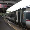 Enterprise Coaches at Belfast Lanyon Place Station