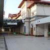 Calea Ferată din Moldova (CFM) Chișinău railway station Platforms