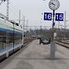 Helsinki Central Station (Helsingin päärautatieasema) - Platforms 15 & 16