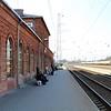 Lietuvos Geležinkeliai (Lithuanian Railway) Lentvaris Station