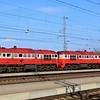 Lietuvos Geležinkeliai (Lithuanian Railway) Lentvaris Station : Class 2M62U Diesel (Unit 0383) hauling mixed freight