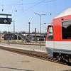 Lietuvos Geležinkeliai (Lithuanian Railway) Pesa 620M DMU, Vilnius