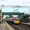 Virgin Trains Class 390 Pendolino No.390050 at Marston Green Station