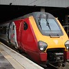 Virgin Trains Class 221 Super Voyager 221110 at London Euston Station