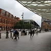 London St. Pancras Station – from Pancras Road/Kings Cross Station