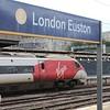 Virgin Trains Class 390 Pendolino 390121 at London Euston Station