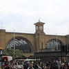 London King's Cross Station – Main frontage from Euston Road