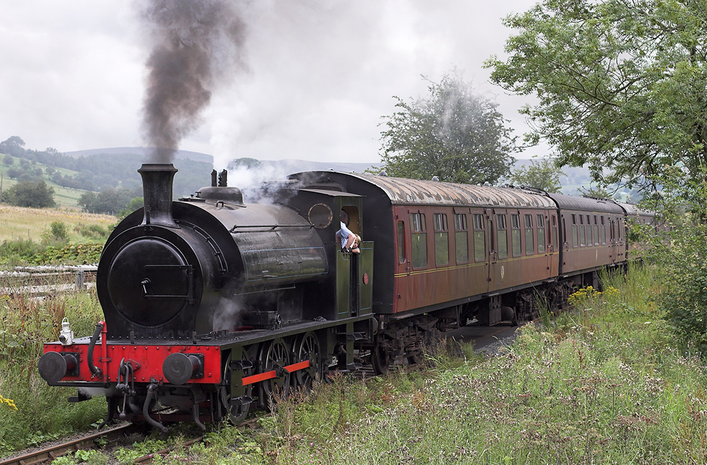 Darfield No.1, Draughton 12/8/2008<br /> 1240 Bolton Abbey-Embsay