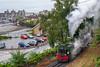 NG/G16-143 Caernarfon 31/7/2012<br /> 1550 Caernarfon-Portmadog