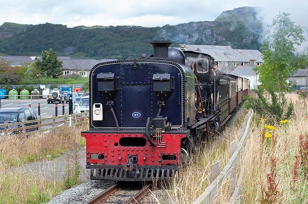 NG/G16-87 Porthmadog 7/8/2012 1000 Caernarfon-Porthmadog