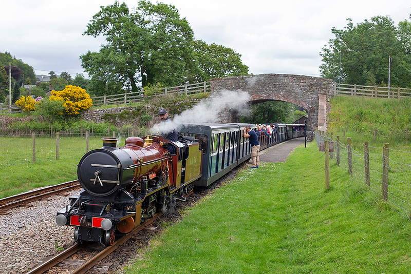 'River Mite', Irton Road 24/6/2015