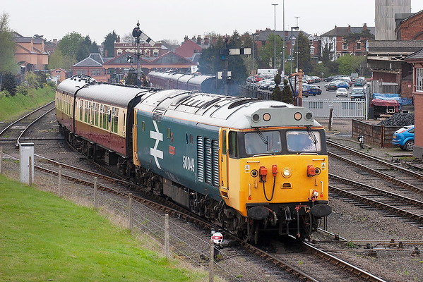 50049 Kidderminster 25/4/2008 1030 Kidderminster-Arley