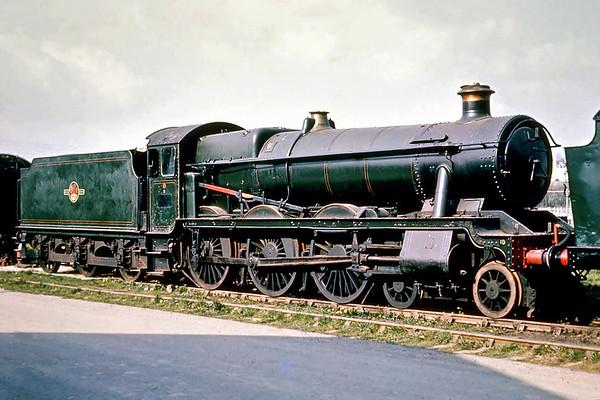 6998 'Burton Agnes Hall', Totnes
