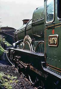 4079 'Pendennis Castle', Westbury March 1967
