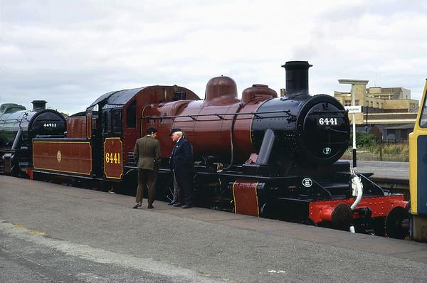 6441 Morecambe Rail Fair 1972(?)