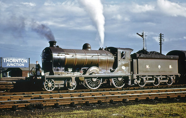 256 'Glen Douglas', Thornton Junction