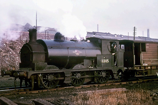 11305 Horwich Works 1964