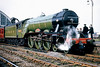 4472 'Flying Scotsman', Stockton 9/5/1964