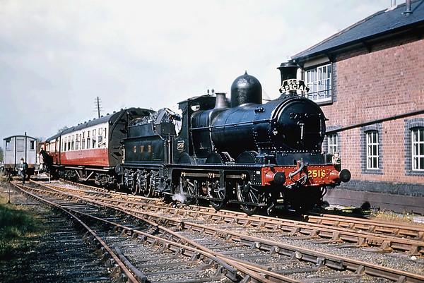 2516 Cleobury Mortimer 21/5/1955