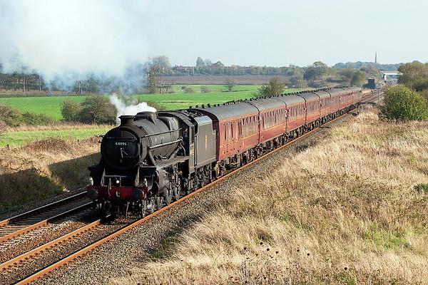 44996 Kirkham Tip 27/10/2005 1Z45 1043 Rawtenstall-Blackpool North