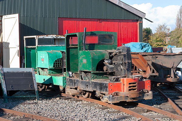 No.7 and No.27 'Mill Reef', Hesketh Bank 28/10/2007
