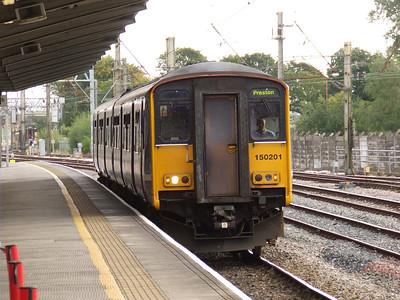 Class 150 Sprinter