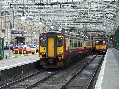 156431 at  P11 of Glasgow Central
