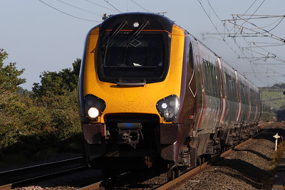 Class 221 Super Voyager