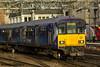 318257<br> <i>At the rear of a 2 unit set with a Class 320309 at the front</i><br> Glasgow Central<br> Glasgow<br> 17/12/2015
