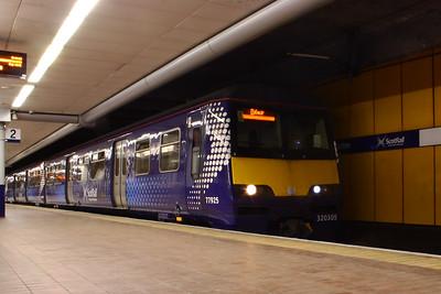 320305 Anderston Glasgow 02/09/2014