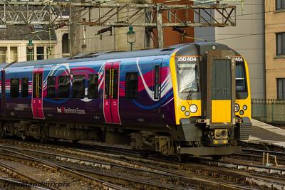 350404 Glasgow Central (High Level) Glasgow 17/12/2015