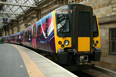 350401 Glasgow Central (High Level) Glasgow 28/06/2014
